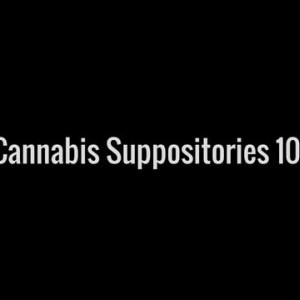 """Cannabis Suppositories 101"""