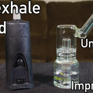 Vapexhale Cloud Evo | Unboxing & First Impression | Sneaky Pete's Vaporizer Reviews - YouTube