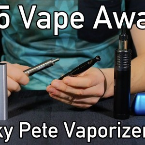 2015 Vape Awards | Sneaky Pete's Vaporizer Reviews - YouTube